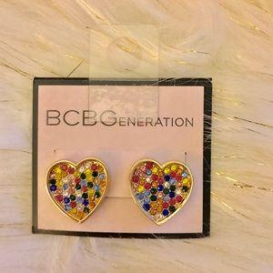 NEW  BCBG GENERATION earrings